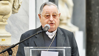 Giuseppe Bertello Cardinal (Governor of Vatican City State )