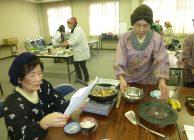 女性部 新規部員募集企画「料理教室」