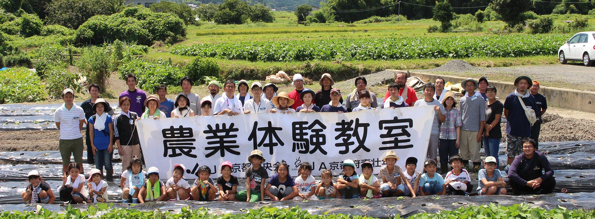 農業体験教室
