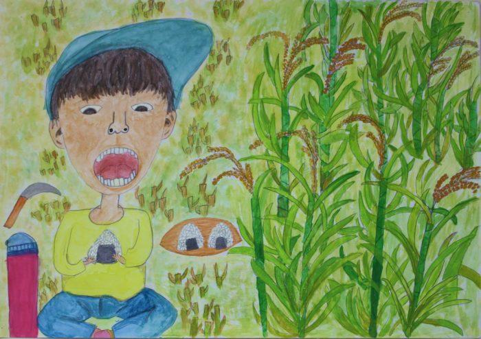 第43回「ごはん・お米とわたし」図画コンクール