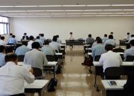 新型コロナウイルス関連事業研修会を開催